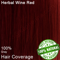 Herbal Wine Red