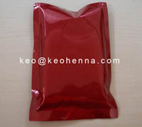 Dark Red Color Pouch