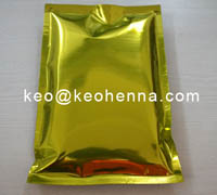 Yellow Color Pouch