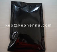 Black Color Pouch